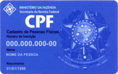 CPF agora pode ser feito gratuitamente pela Internet