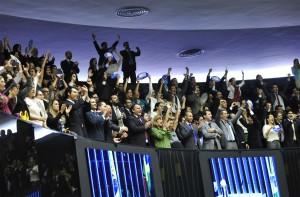 Público lotou as galerias do Plenário para acompanhar a votação da proposta - Luis Macedo / Câmara dos Deputados