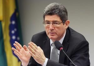 O ministro da Fazenda, Joaquim Levy, formulador do ajuste  - Alan Marques/Folhapress