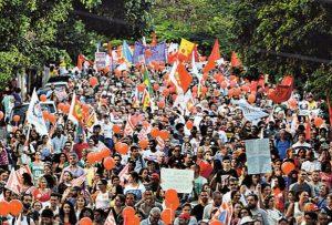 Servidores vão continuar protestando ao longo desta semana