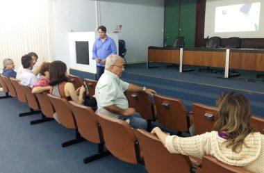 Diretor do Sindireceita ministra palestra para os Analistas-Tributários da Alfândega do Porto do Rio de Janeiro