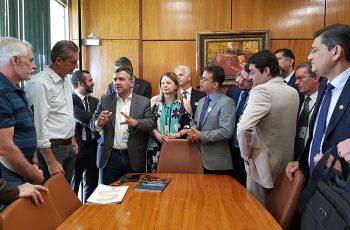 FONACATE: Reforma da Previdência: Rosso convoca servidores e anuncia intenção de diálogo do governo