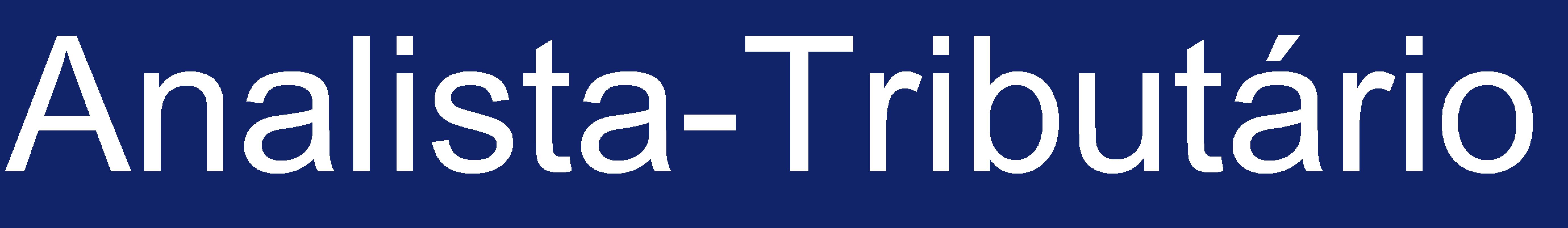 Analista-Tributário